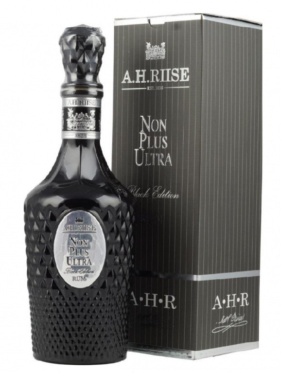 Rum A.H.Riise Non Plus Ultra Black edition 25y 0,7l 42%