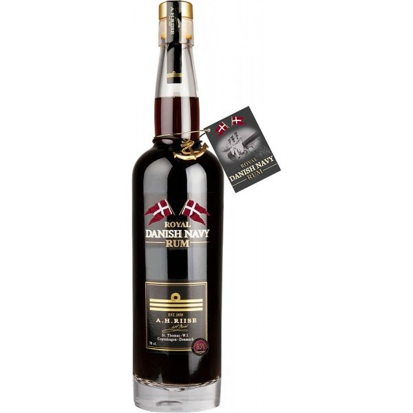 Rum A.H.Riise Royal Danish Navy Strength 20y 0,7l 55%