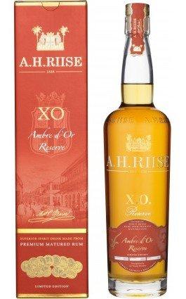 Rum A.H.Riise XO Ambre d'Or XO 0,7l 42%