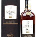 Rum Abuelo XII Two Oaks 12y 0,7l 40%