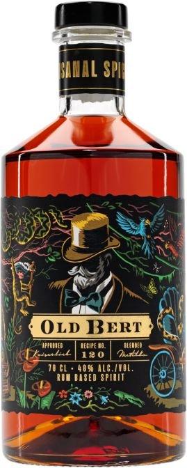 Rum Albert Michler Old Bert 0,7l 40%