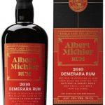 Rum Albert Michler Single Cask Demerara 10y 2010 0,7l 45% GB / Rok lahvování 2020