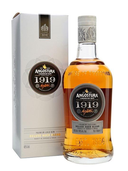 Rum Angostura 1919 8y 0,7l 40%