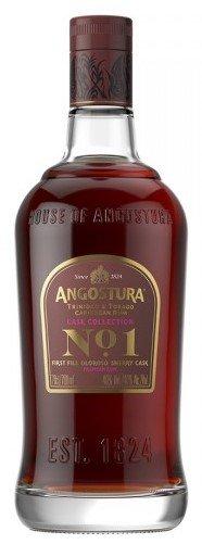 Rum Angostura No.1 Oloroso Sherry Cask 0,7l 40% L.E.
