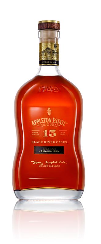 Rum Appleton Estate 15y 0,7l 43% / Rok lahvování 2020