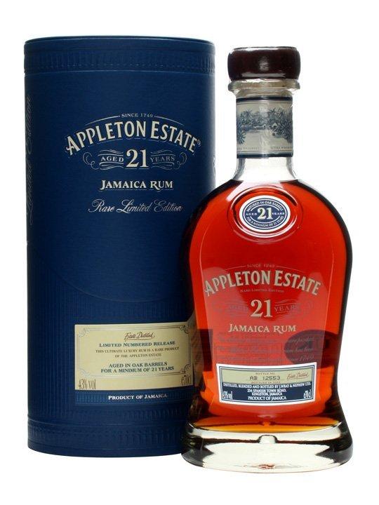 Rum Appleton Estate 21y 0,75l 43%
