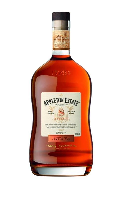 Rum Appleton Estate Reserve 8y 0,7l 43%