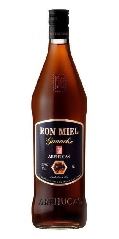 Rum Arehucas Guanche Honey 0,7l 20%