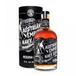 Rum Austrian Empire Navy Rum Reserva 1863 0,7l 40% Tuba
