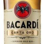 Rum Bacardi Carta Oro 1l 37,5%