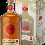 Rum Bacardi Reserva Ocho 8y 0,7l 40% GB