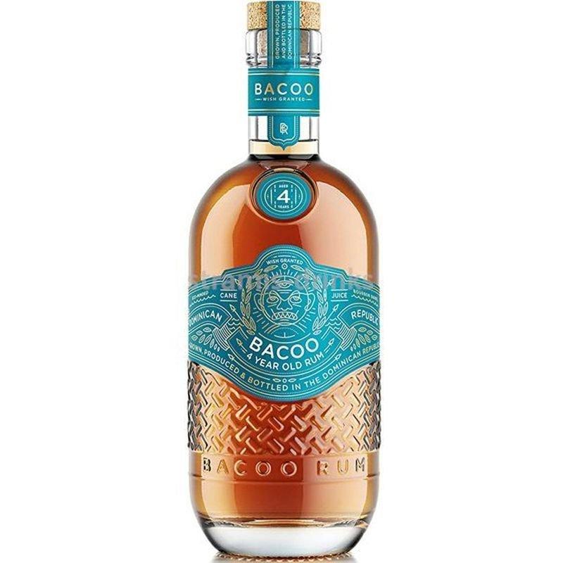 Rum Bacoo 4y 0,7l 40%