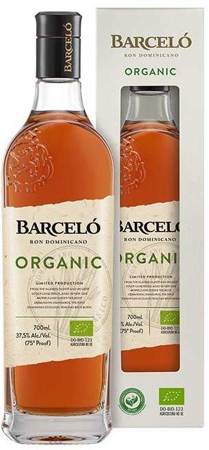 Rum Barcelo Organics 0,7l 37,5%