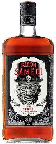 Rum Baron Samedi Spiced 80 Proof 0,7l 40%