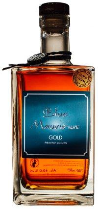 Rum Blue Mauritius Gold 15y 0,7l 40%