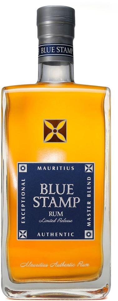 Rum Blue Stamp Mauritius Authentic Rum 0,7l 42% L.E.