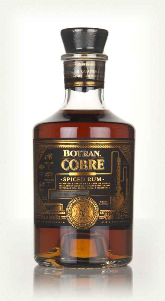 Rum Botran Cobre 0,7l 45% L.E.