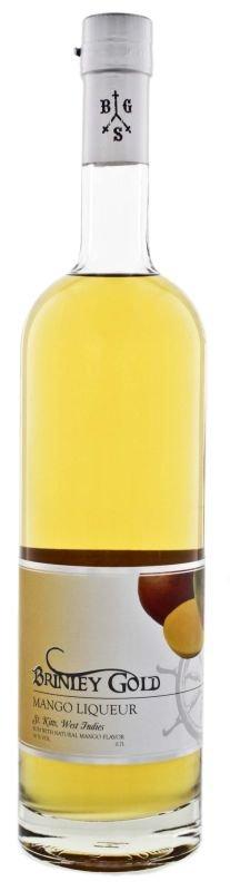Rum Brinley Gold Shipwreck Mango 0,75l 36%