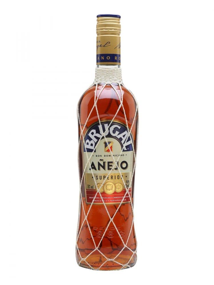Rum Brugal Añejo 5y 0,7l 38%