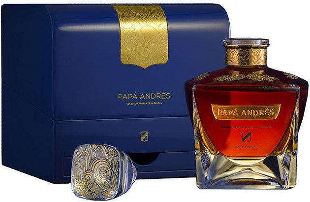 Rum Brugal Papa Andres 0,7l 40% GB L.E. / Rok lahvování 2018