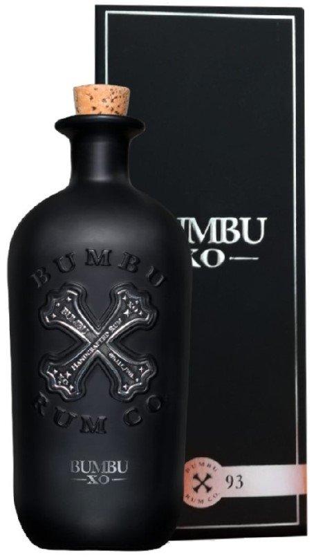 Rum Bumbu XO 18y 0,7l 40% GB