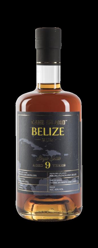Rum Cane Island Belize Rum 9y 0,7l 43%