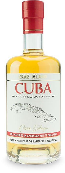 Rum Cane Island CUBA Rum 0,7l 40%