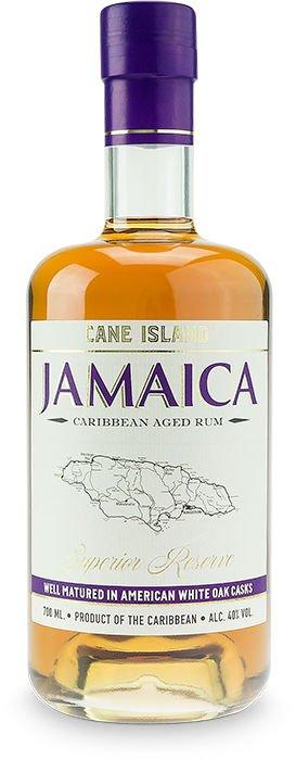 Rum Cane Island Jamaica Rum 0,7l 40%
