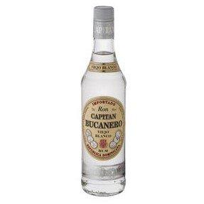 Rum Capitan Bucanero Blanco 0,7l 38%