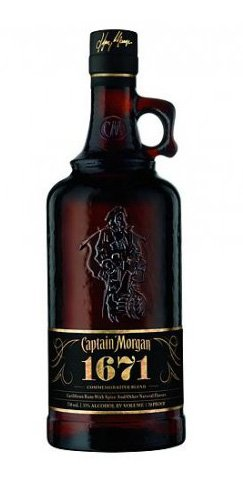 Rum Captain Morgan 1671 Commemorative 0,75l 35% L.E.