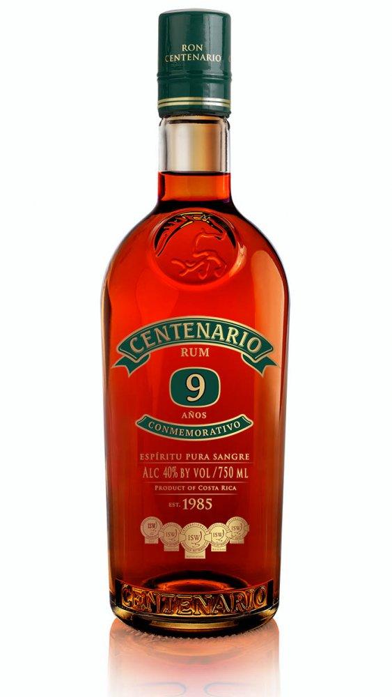 Rum Centenario Conmemorativo 9y 0,7l 40%
