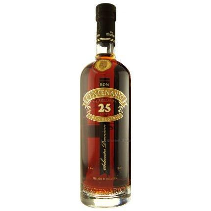 Rum Centenario Gran Reserva 25y 0,7l 40%