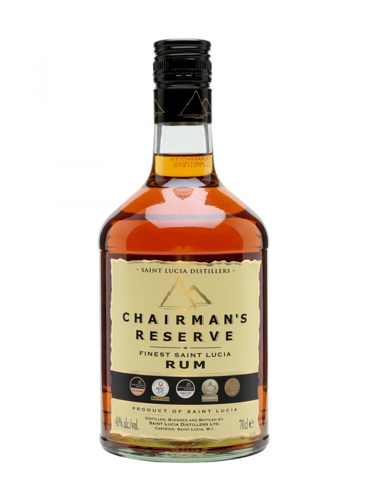 Rum Chairman's Reserve 5y 0,7l 40%