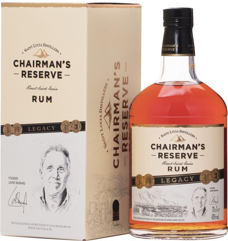 Rum Chairman's Reserve Legacy 0,7l 43% GB