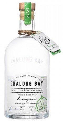 Rum Chalong Bay Infuse Lemongrass 0,7l 40%