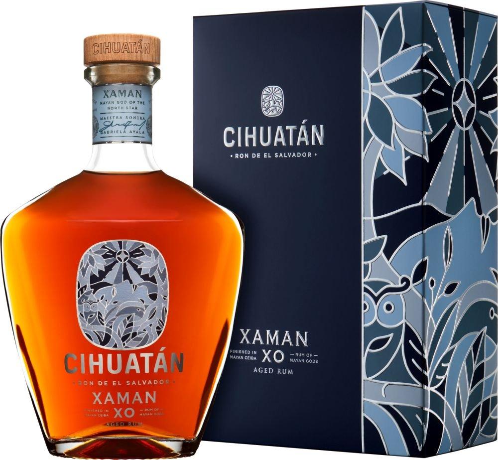 Rum Cihuatán Xaman XO 16y 0,7l 40% GB