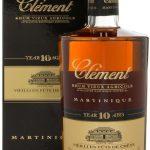 Rum Clement 10y 0,7l 42%