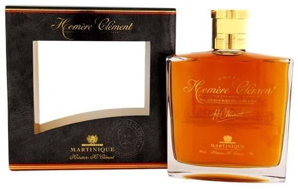 Rum Clement Cuvee Homere 0,7l 44%