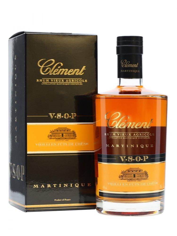 Rum Clement Vieux VSOP 4y 0,7l 40%
