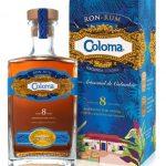 Rum Coloma 8y 0,7l 40%