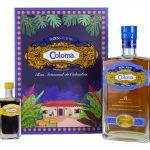 Rum Coloma 8y 0,7l 40% + Coloma Coffee 0,05l 25%