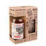 Rum Contrabando Anejo 5y 0,7l 38% + 1x sklo GB