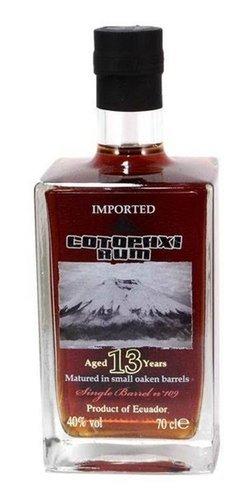 Rum Cotopaxi Rum 13y 0,7l 40% GB