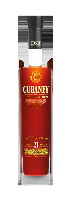 Rum Cubaney Exquisito 21y 0,7l 38%