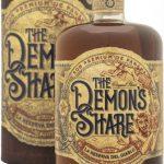 Rum Demon's Share 0,7l 40% Tuba