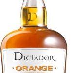 Rum Dictador 100 Months Orange 0,7l 40%