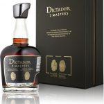 Rum Dictador 2 Masters Chateau d'Arches 37y 1980 0,7l 45% L.E. / Rok lahvování 2017