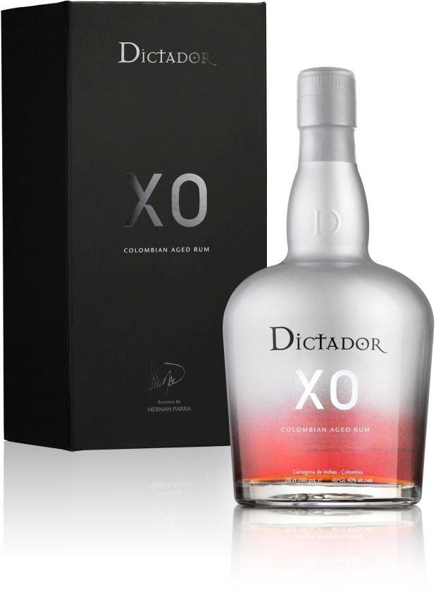 Rum Dictador XO Insolent 25y 0,7l 40%