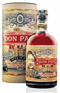 Rum Don Papa 7y 0,7l 40% Tuba