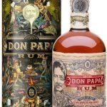 Rum Don Papa Fauna a Flora 7y 0,7l 40% Tuba